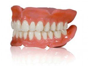 مراقبت ها و ملاحظات بعد از پروتز دندان